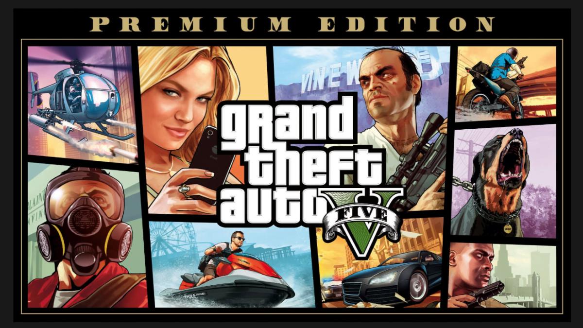 GTA V Free on Epic Games Store [MAC]