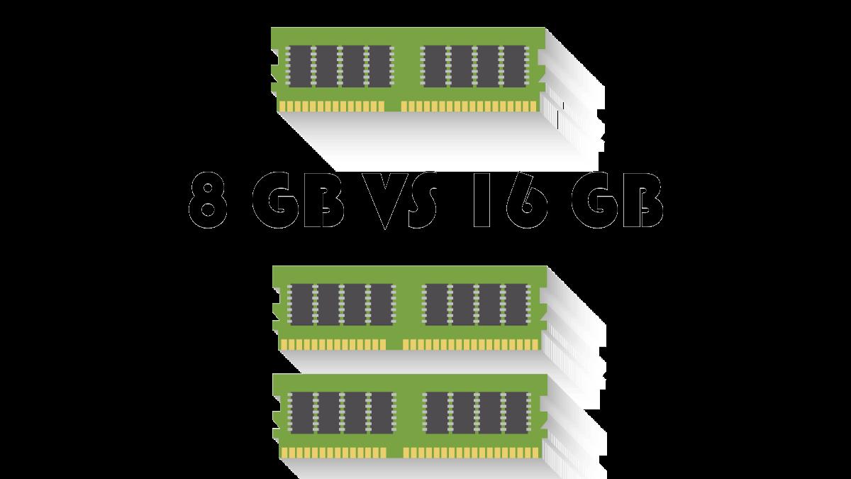 Macbook M1 8gb vs 16gb