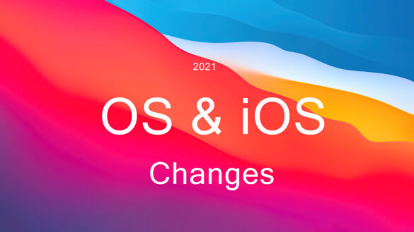 apple operating system updates 2021