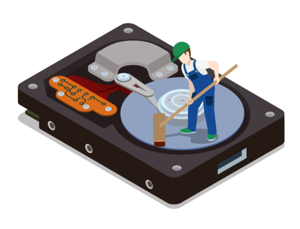 external hard disk formatting on mac