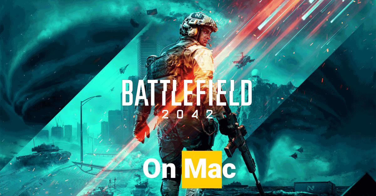 Play Battlefield on  Mac