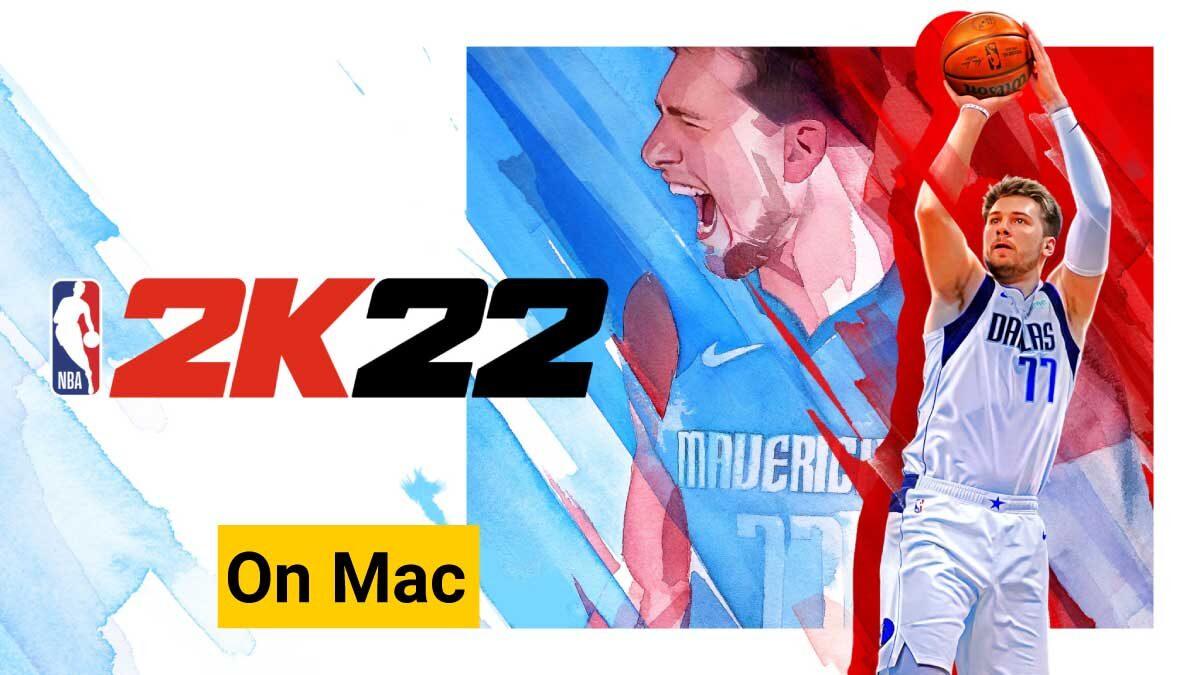 NBA 2k22 Mac